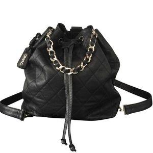 CHANEL Bags - Coming soon ❤️chanel drawstring caviar backpack 😍